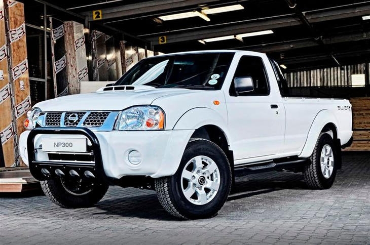 nissan np300 hardbody silver anniversary limited edition launched in sa