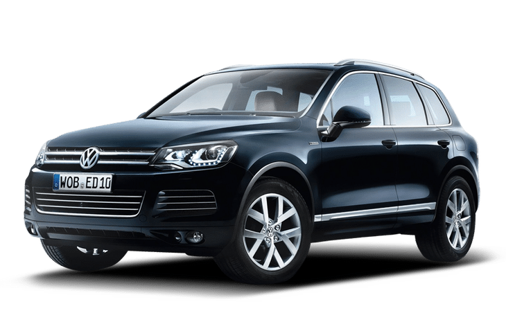 Volkswagen Touareg X Special Edition Officially Revealed