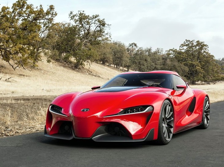 Toyota Ft 1 Concept Unleashed In Detroit Cars Co Za