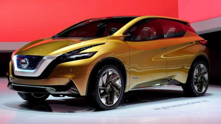 Nissan Teases Next-Generation 2015 Murano - Cars.co.za