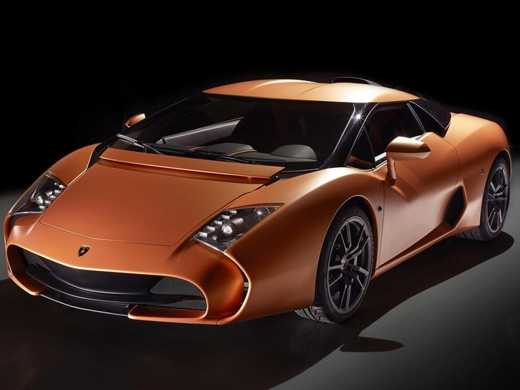 2014 Lamborghini 5 95 Zagato Concept Unveiled Video