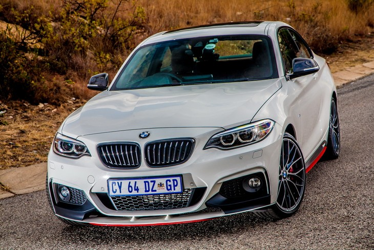 Bmw M Performance Power Kit Announced For 2 Series Coupe
