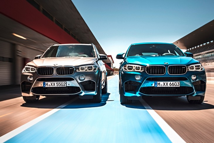 Bmw X5 M And X6 M Pack 423 Kw Cars Co Za