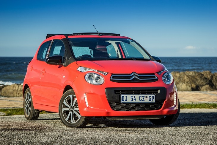 Citroen C1 Airscape (2014) Review - Cars.co.za