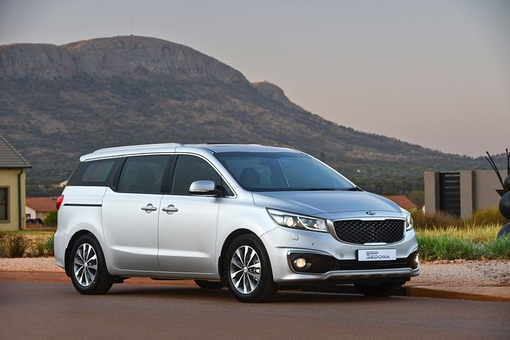 Kia Grand Sedona (2015) First Drive - Cars.co.za