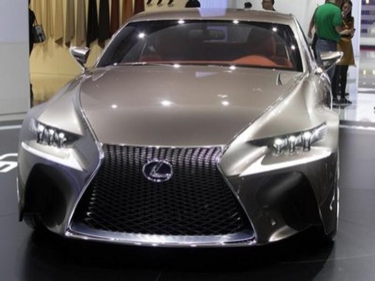 Lexus Lf Cc Concept Shown In Paris Cars Co Za