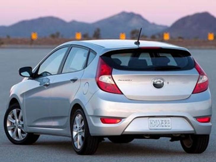 New 2012 Hyundai Accent Revealed Cars Co Za