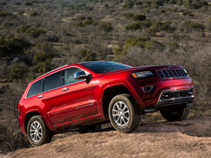 jeep grand cherokee upgraded for 2014. Black Bedroom Furniture Sets. Home Design Ideas