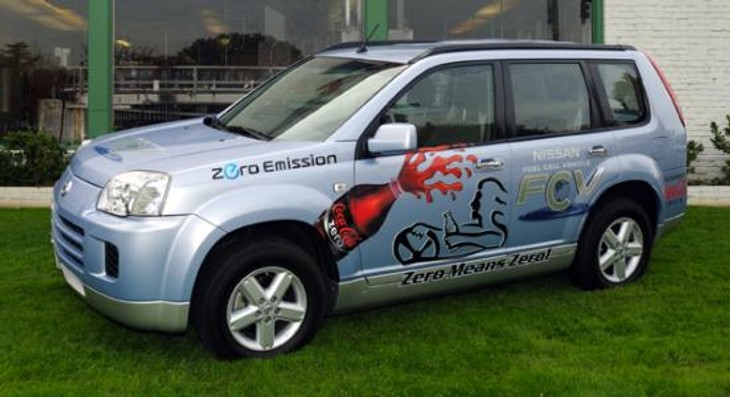 Nissan Announces First Fuel Cell Vehicle Lease In North