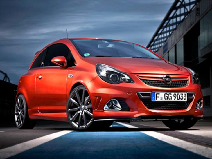 Opel Corsa OPC Nurburgring Edition On Its Way To SA