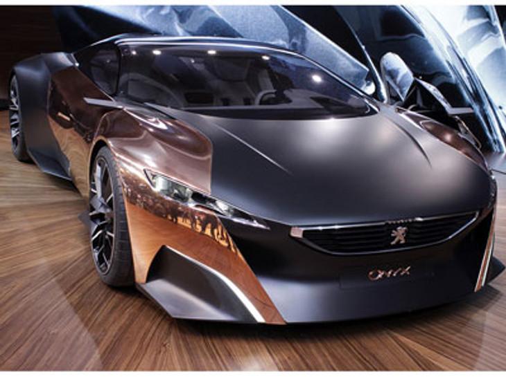 Peugeot Onyx Concept Revealed In Paris Cars Co Za
