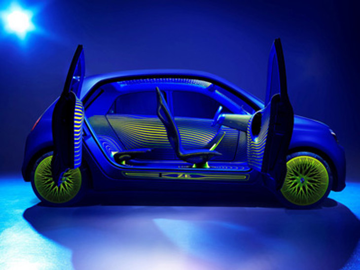 Renault Twinz Concept Revealed Cars Co Za