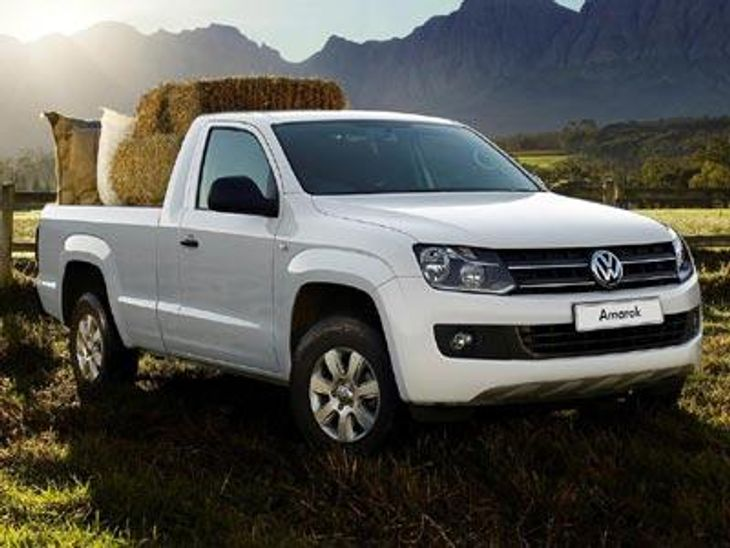 new vw amarok single cab in south africa. Black Bedroom Furniture Sets. Home Design Ideas
