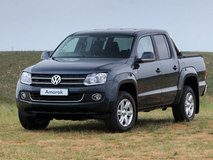 Volkswagen Amarok Gets Engine Upgrade Cars Co Za