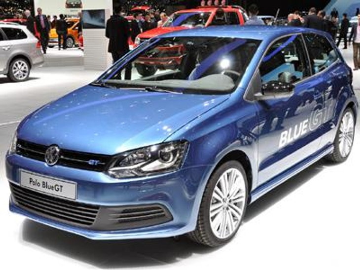Volkswagen Polo Blue Gt Combines Economy And Power Cars