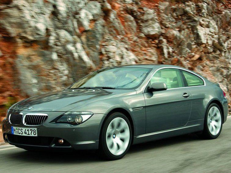 BMW 645Ci (2004) Driving Impression - Cars.co.za News