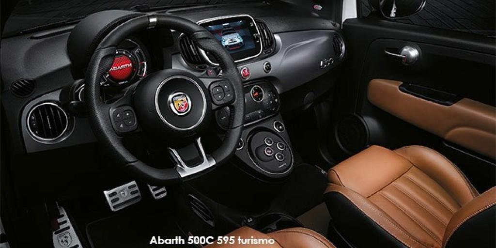 Abarth 500 500C 595 turismo 1.4T auto_3