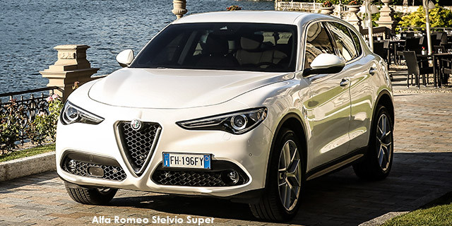 alfa romeo stelvio 2 0t super q4 specs in south africa. Black Bedroom Furniture Sets. Home Design Ideas