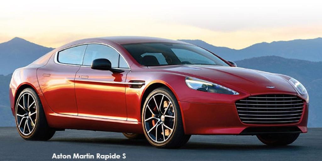 Aston Martin Rapide Rapide S