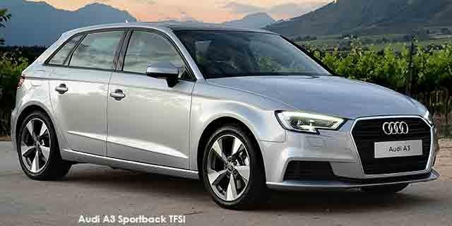 audi a3 sportback 1.4tfsi specs in south africa - cars.co.za