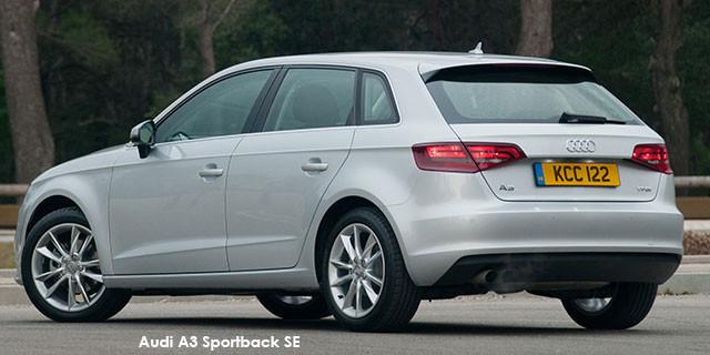 audi a3 sportback 1.6tdi s specs in south africa - cars.co.za