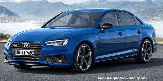 Audi A4 35TFSI