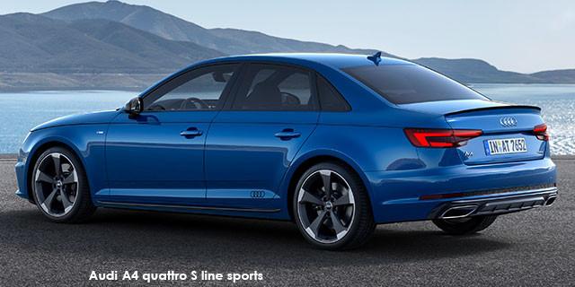 Audi A4 40TFSI sport S line sports_2