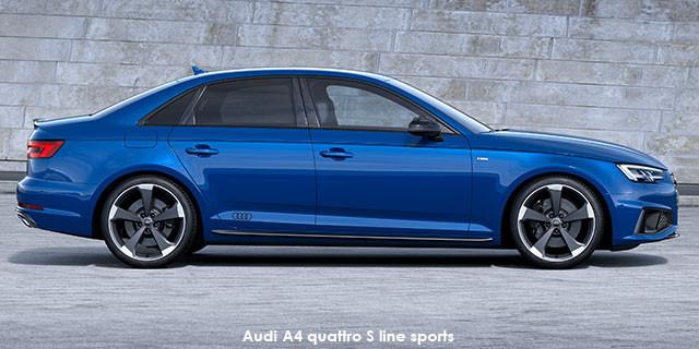 Audi A4 40TFSI sport S line sports_3