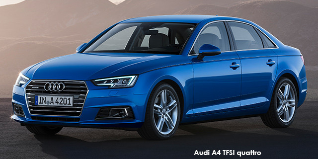 Audi A4 2.0TFSI quattro sport_1