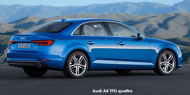 Audi A4 2.0TFSI quattro sport_2