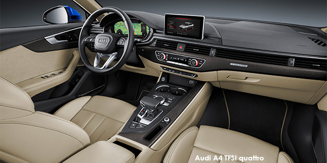 Audi A4 2.0TFSI quattro sport_3