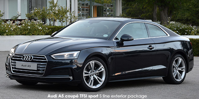 new audi a5 specs & prices in south africa - cars.co.za