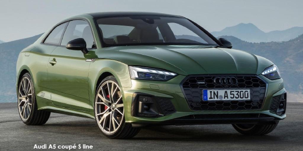 Audi A5 coupe 40TFSI