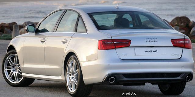 Audi A6 2.0TDI SE_2