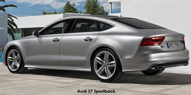 Audi S7 Sportback S7 Sportback Quattro Specs In South Africa Cars