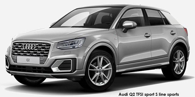 Audi Q2 2.0TDI sport S line sports_1