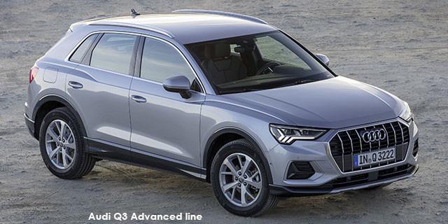 Audi Q3 35TFSI