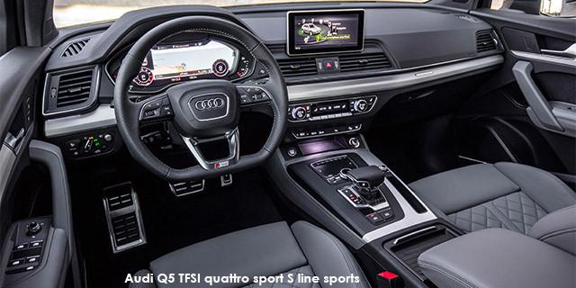 Audi Q5 Specs >> Audi Q5 2 0tdi Quattro Sport S Line Sports Specs In South Africa