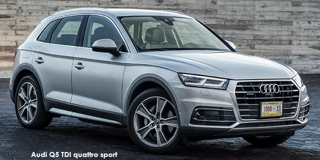 Audi Q5 Msrp >> New Audi Q5 Specs Prices In South Africa Cars Co Za