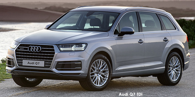Audi Q7 45TDI quattro