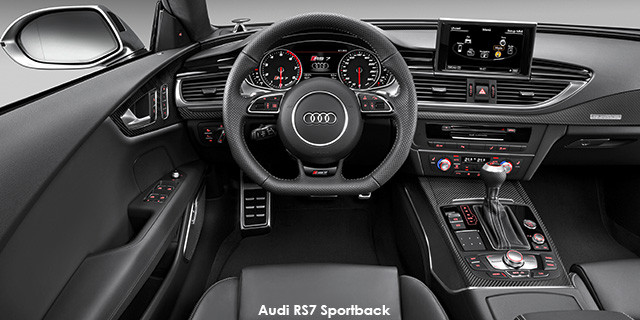 Audi Rs7 Sportback Rs7 Sportback Quattro Specs In South Africa
