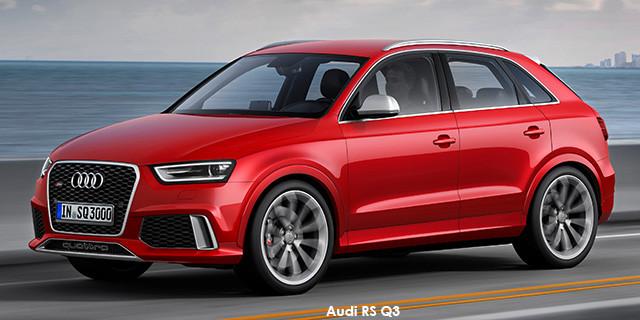 Audi RS Q3 RS Q3 quattro_1