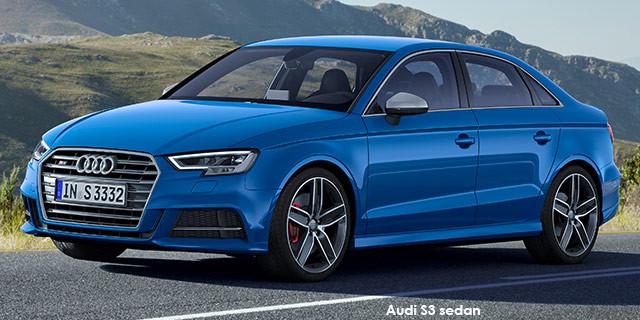 Audi S3 S3 sedan quattro_1