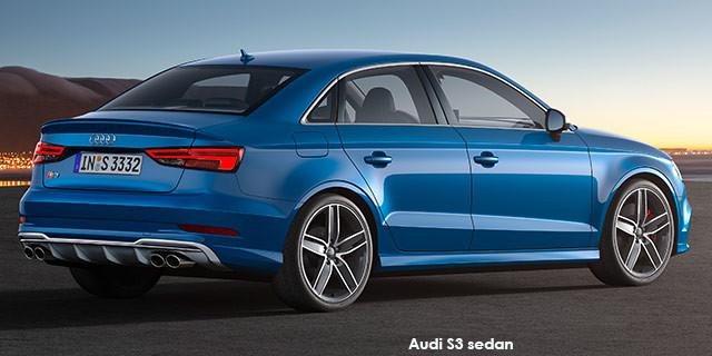 Audi S3 S3 sedan quattro_2