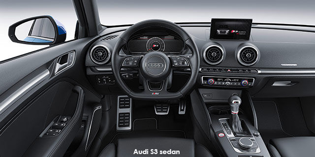 Audi S3 S3 sedan quattro_3