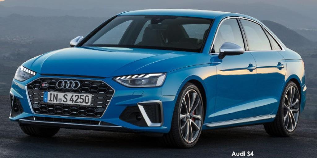 Audi S4 S4 TFSI quattro