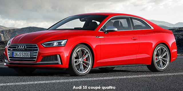 Audi S5 S5 coupe quattro_1