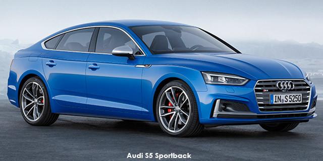 Audi S5 S5 Sportback quattro_1