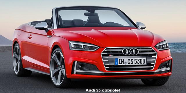 Audi S5 S5 cabriolet quattro_1