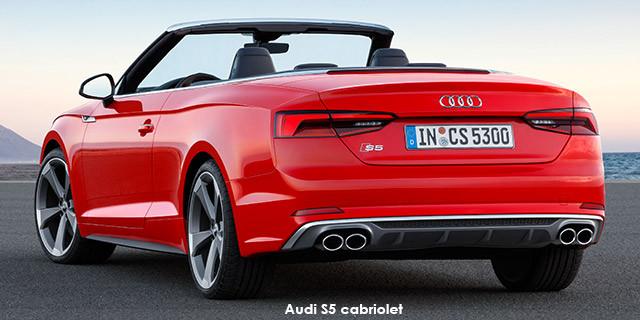 Audi S5 S5 cabriolet quattro_2
